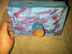 """cardboard camera craft Elmer's #xtremeschoolglue #GlueNGlitter"""