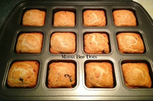 Perfect Portions with Pampered Chef Brownie Pan {review & give away}