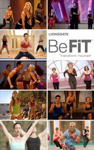 Want a workout but can't afford the gym? Try no cost BeFit workouts