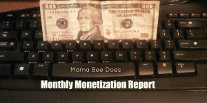 Make money blogging- February '14 blog income and traffic reports