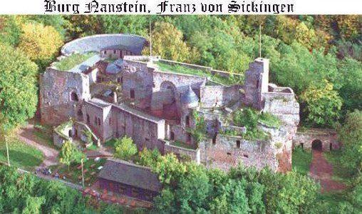 Burg Nanstein Germany