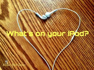 My eclectic music collection   Day 14 What's on your iPod?