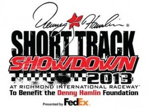 2013 denny hamlin short track show down McGeorge Toyota