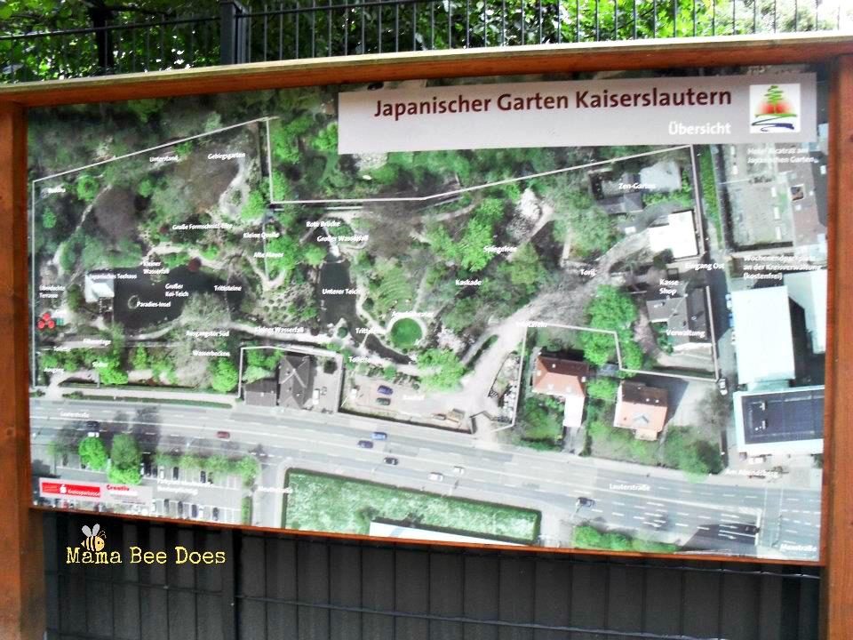 japanese gardens Germany
