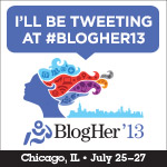BlogHer 13