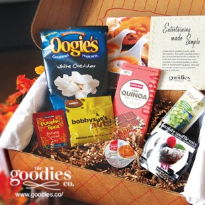 Goodies Co. helps give a gift to enjoy year round