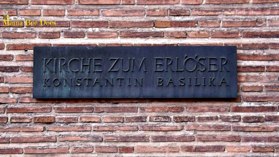 Basilika Trier Germany