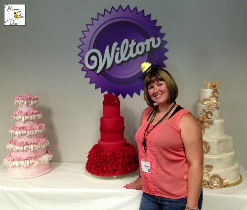 Wilton cakes
