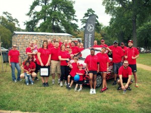 Help McGeorge Toyota walk to find a cure for juvenile diabetes