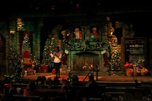 Christmastown Busch Gardens