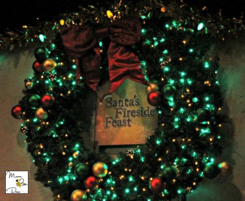 Christmastown Santas fireside feast