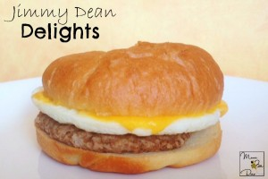 Jimmy Dean Delights add a little delight to your morning #BreakfastDelight #PMedia #ad