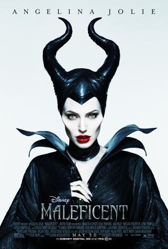 Disney Maleficent movie poster