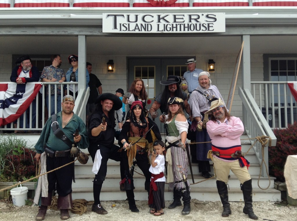 Tuckerton privateers and pirate festival