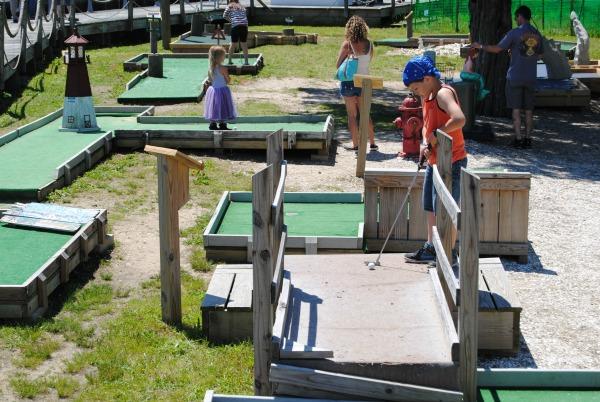 Tuckerton Seaport golf