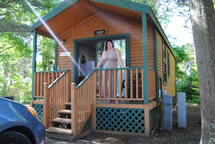 Tuckerton Sea Pirate campground cabin