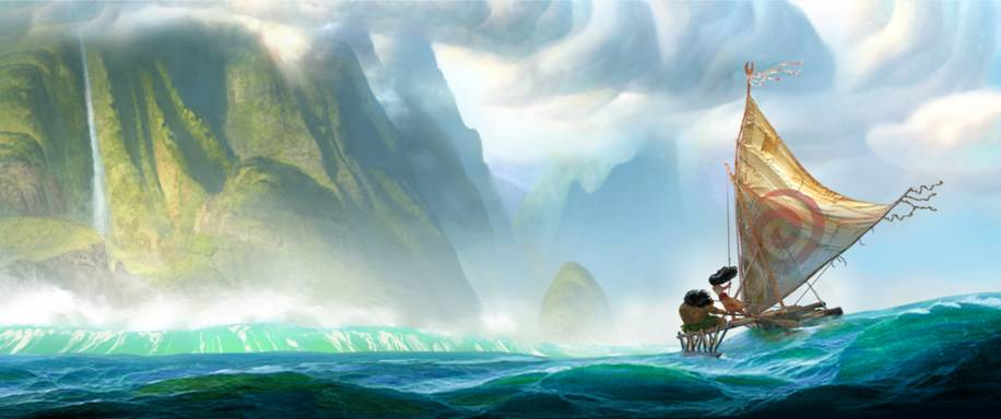 Disney's Moana