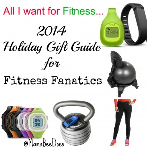 Gift Guide-All I want for fitness: fitness gift ideas for her