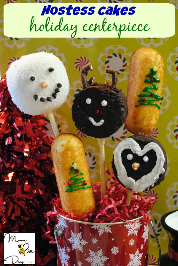 Hostess cakes holiday craft hostessholidaysweeps