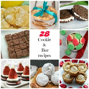 cookie and bar recipes