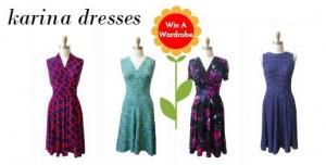 Karina Dresses giveaway US/CA #fashion #frockstar #dresstacular