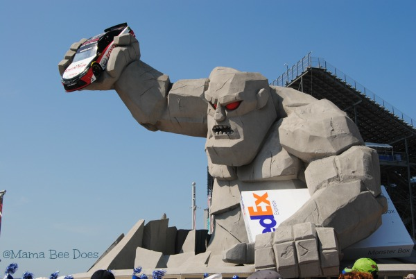 FedEx 400 Monster Mile Dover