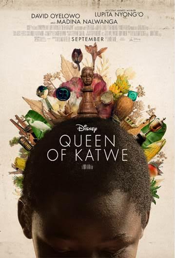 queen of katwe poster movie trailer