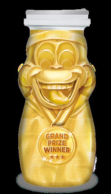 danimals golden bongo NFL contest