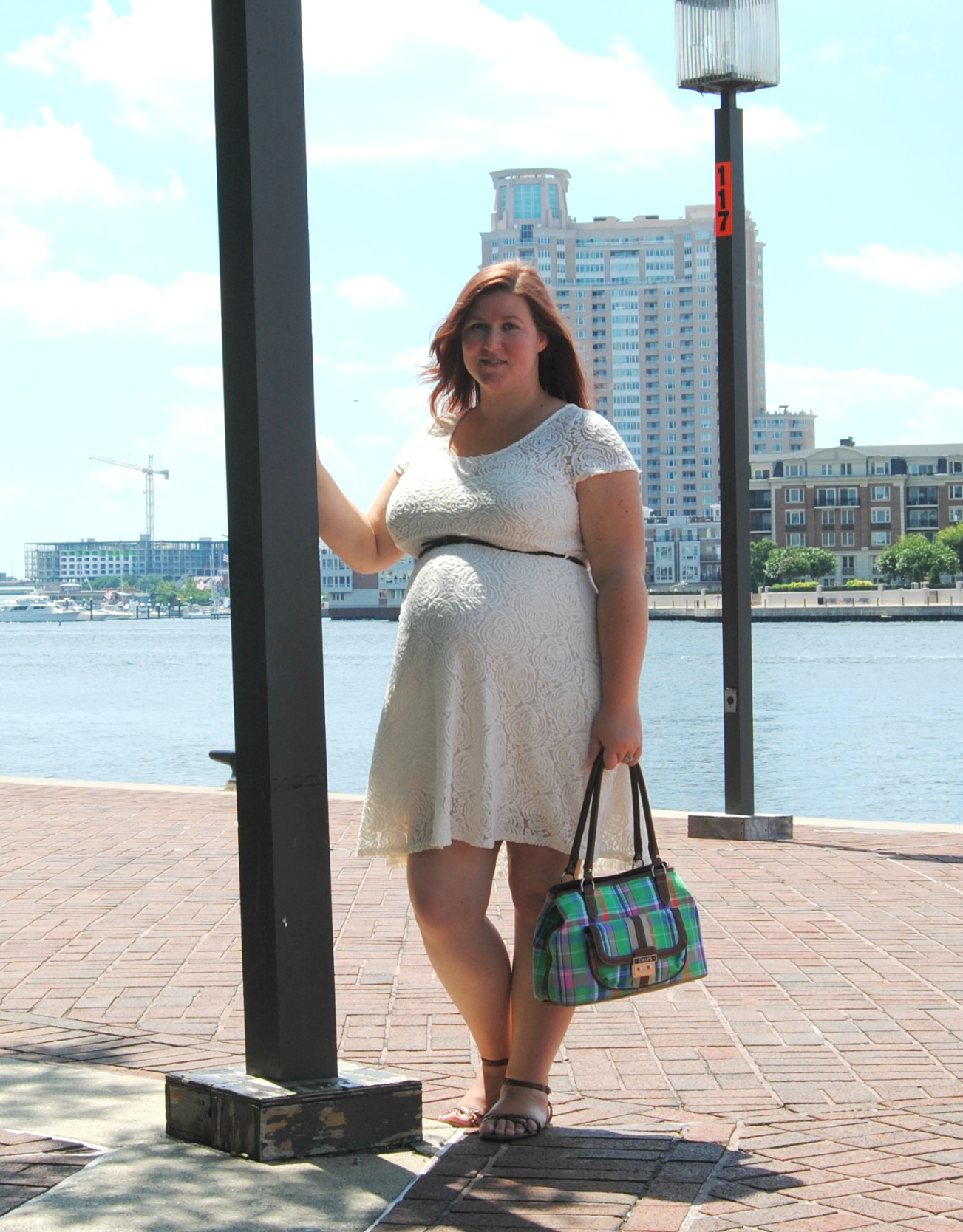 6ee8a4d7199ba PinkBlush maternity dress review & $75 giveaway - A Blender Mom
