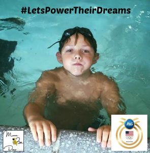 Team USA- Power their dreams with P&G #LetsPowerTheirDreams