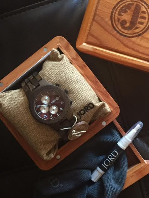 jord wood watch review giveaway