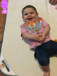 Playtime is a little more fun with a Squishy Mats Little Squishy play mat
