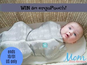ergoPouch ergoCocoon #giveaway (10/1, US only) #MegaChristmas17