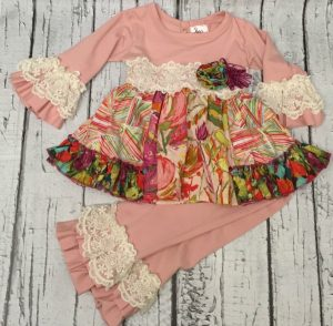 The most adorable Haute Baby clothes from LaBella Flora children's boutique