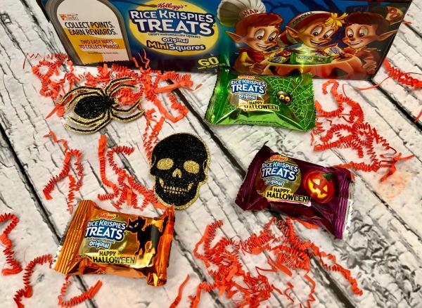 Rice Krispies Treats halloween treats