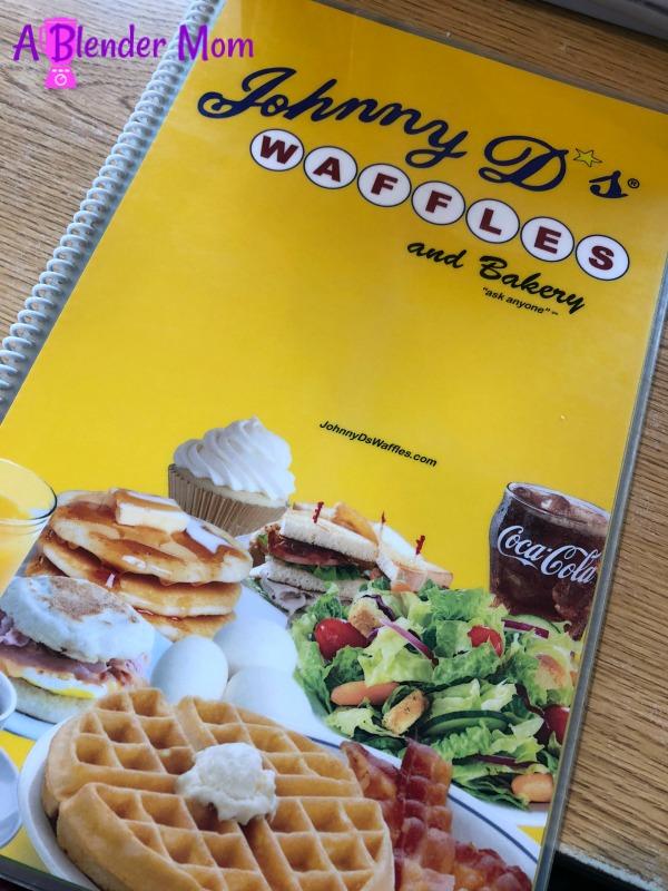 Johnny D's Waffles Bakery