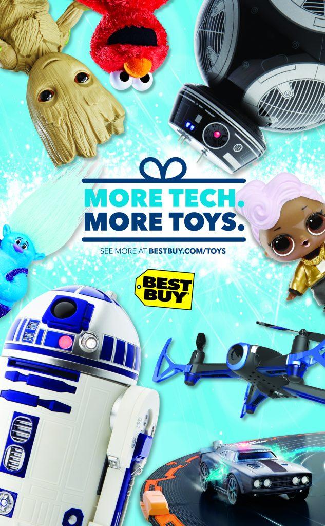 Best Buy toy catalog