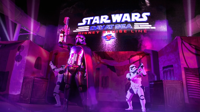 disney cruise star wars day at sea