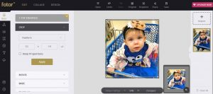 Give your photos a little extra with Fotor photo editing