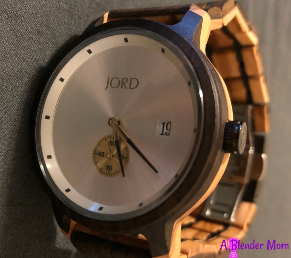 jord wood mens watch