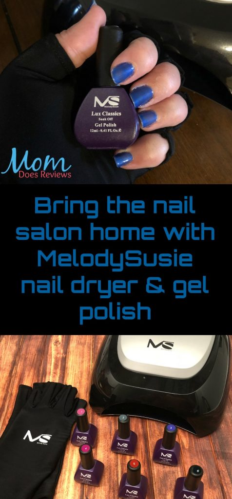 melodysusie pro gel polish home nail dryer