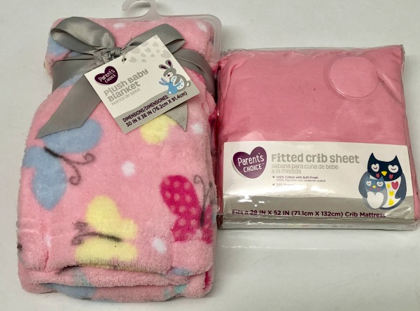 Parents Choice mix and match bedding