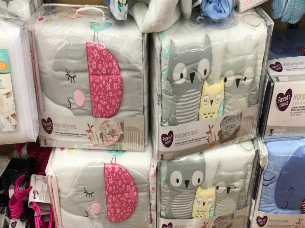 Parents Choice nursery set