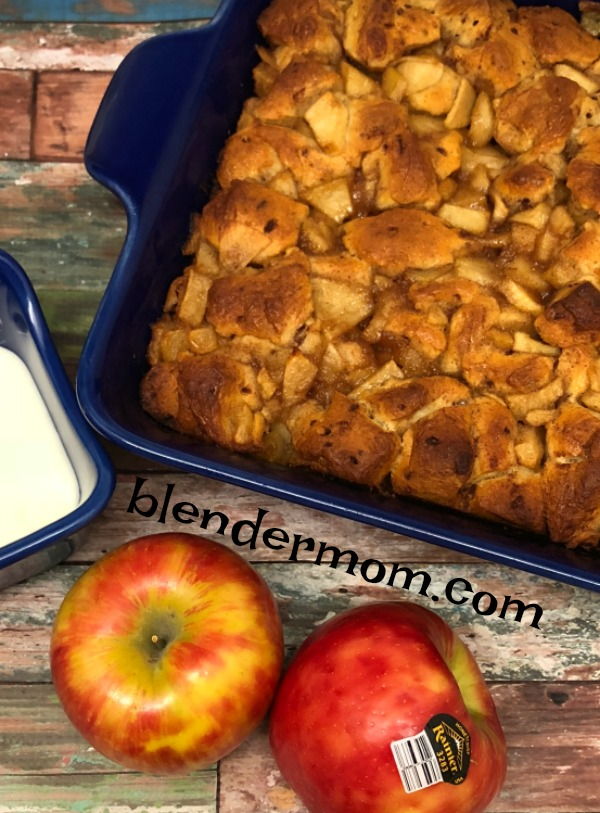 rainier fruits apple fritter casserole recipe