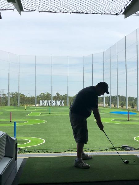 Drive Shack golf