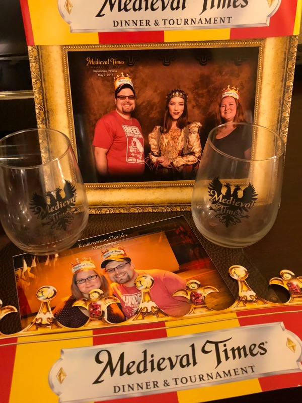 Medieval Times Orlando first queen