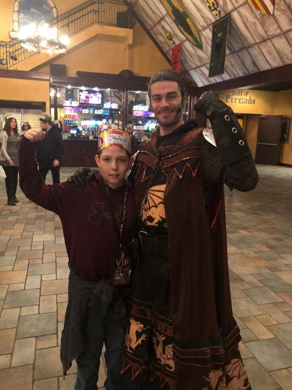 Medieval Times NJ #MTFan