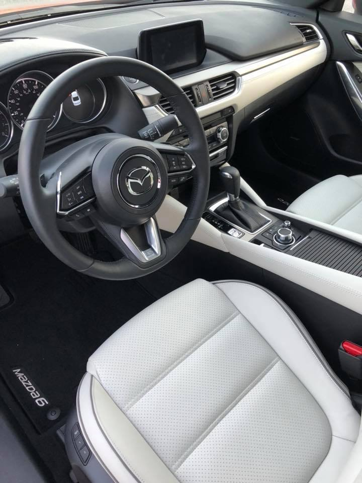 Mazda 6 GT driveshop
