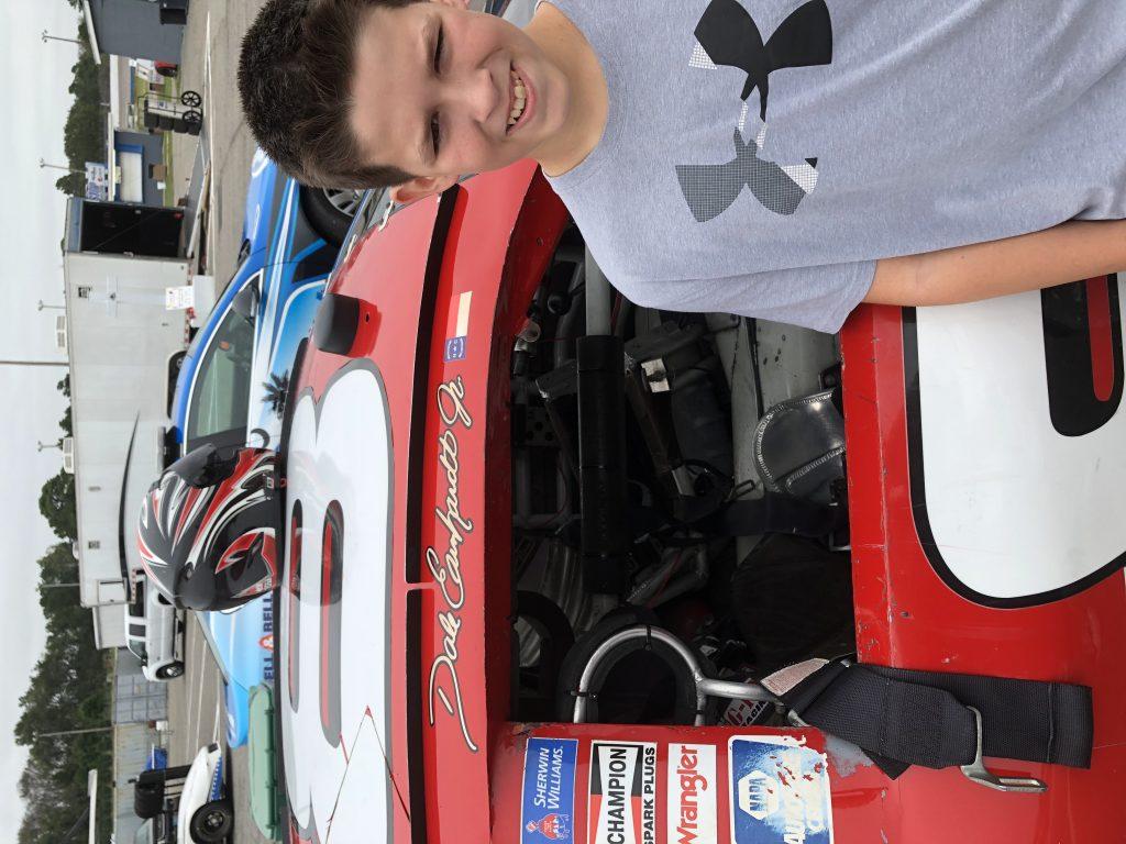 Myrtle Beach Raceway racing experience