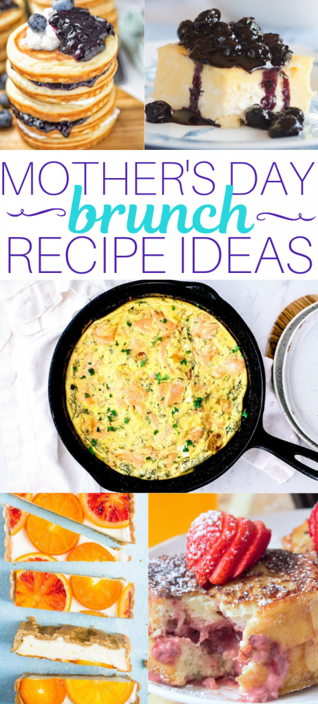 mothers day brunch recipe ideas
